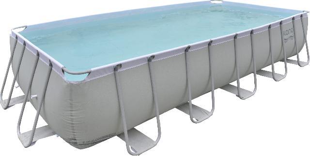 Introductie zwembaden for Vierkant zwembad met pomp
